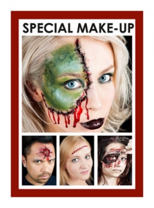 Grimas Spezial Make-up Buch