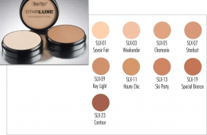 Ben Nye Starluxe Creme Foundation HD 4K Make-up 18 gr