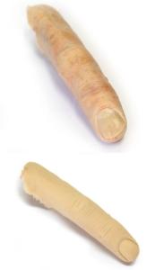 Amputate - Moulage Zeigefinger
