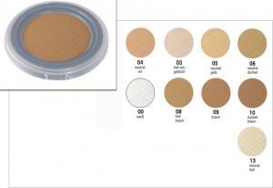 Compact Powder - 8 gr Jar - en