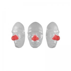Clownsnase 1 Latexteil Gesichtsteil Nase