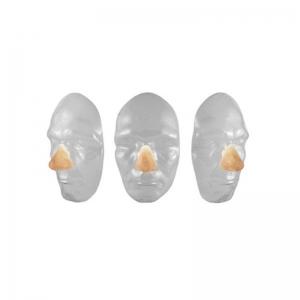 Normale Nase Latexteil Gesichtsteil