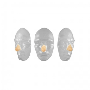 Nasenspitze 1 Latexteil Gesichtsteil