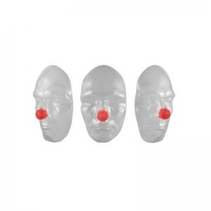 Nasenspitze 5 Clown Latexteil Gesichtsteil