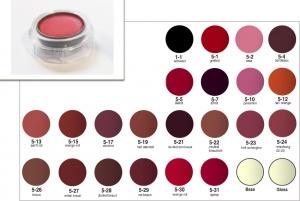 Lipstick - 2,5 ml Refill