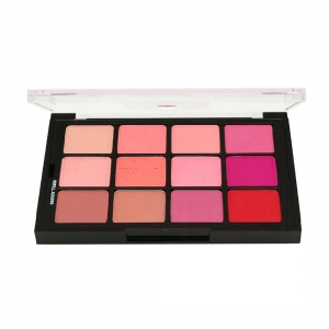 Rouge Lidschatten Eyeshadow Palette Ben Nye Fashion Blush STUDIO COLOR