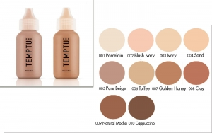 TEMPTU DURA Foundation Airbrush Make up 30 ml