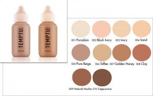 TEMPTU DURA Foundation Airbrush Make up 30 ml