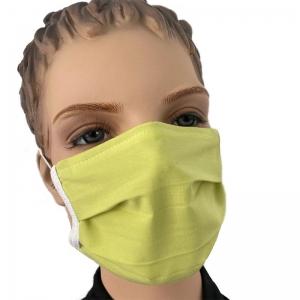 Mundmaske Mund und Nasenmaske Farbe Grün