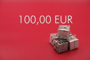 Geschenkgutschein 100,00 EUR