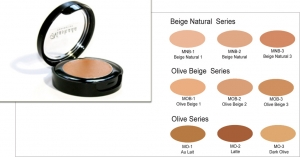 Matte Foundation - Jar 4 gr