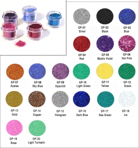 Glitter Tattoo Tin - 5ml