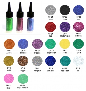 Glitter Tattoo Bottle - 15 ml