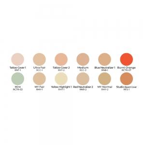 Ben Nye Concealer Palette - Camouflage Make up