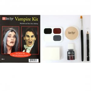 Vampir Make up