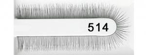 Echthaar Wimpernband 514