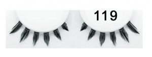 Eyelashes - Human Hair 119