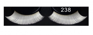 Eyelashes - Human Hair 238