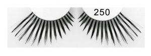 Eyelashes - Human Hair 250