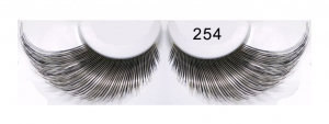 Eyelashes - Human Hair 254