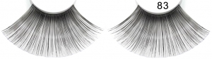 Eyelashes - Long 83 - silver