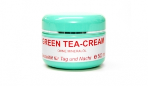 Green Tea Cream INGRID COSMETIQUE 50 ml