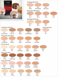 HD Matte Foundations  - 14 gr - Ben Nye - High Definition