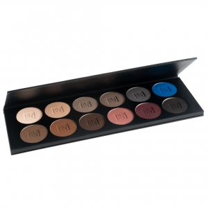 Eyeshadow Palette Ben Nye - Glam 12 colors