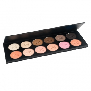 Eyeshadow Palette Ben Nye - Essential 12 colors
