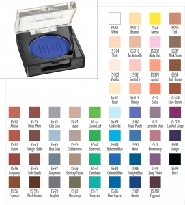 Ben Nye Lidschatten Matte Pressed Eye Shadow - 4 gr Dose