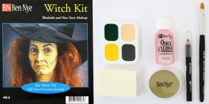 Witch Kit - Hexe - Theaterschminke Make up Ausstattungen