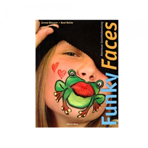 Schminkbuch Funky Faces 4