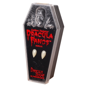 Dracula Teeth - 1 Pair