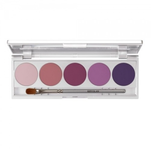 Eyeshadow Palette Paris Shades - Kryolan