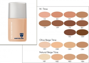 Ultra Fluid Foundation Kryolan