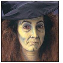 halloween schminke hexe