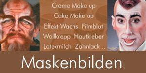 theaterschminke-maskenbilden