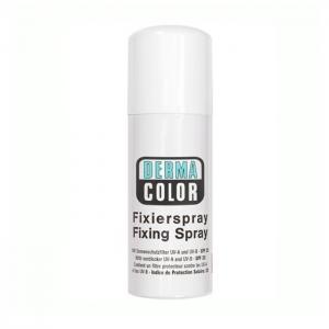 Dermacolor Fixierspray für ein wischfestes Make up unter der Mundmaske